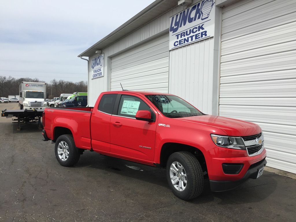 2018 Colorado Extended Cab 4x4, Pickup #21426T - photo 12