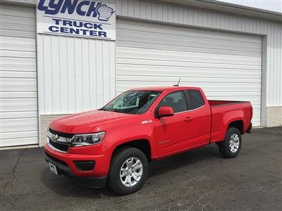 2018 Colorado Extended Cab 4x4, Pickup #21426T - photo 1