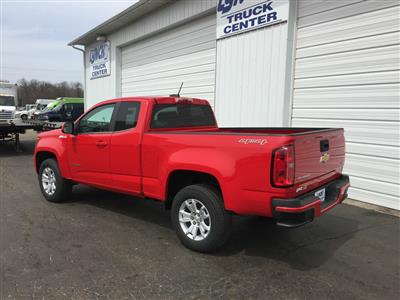 2018 Colorado Extended Cab 4x4, Pickup #21426T - photo 2