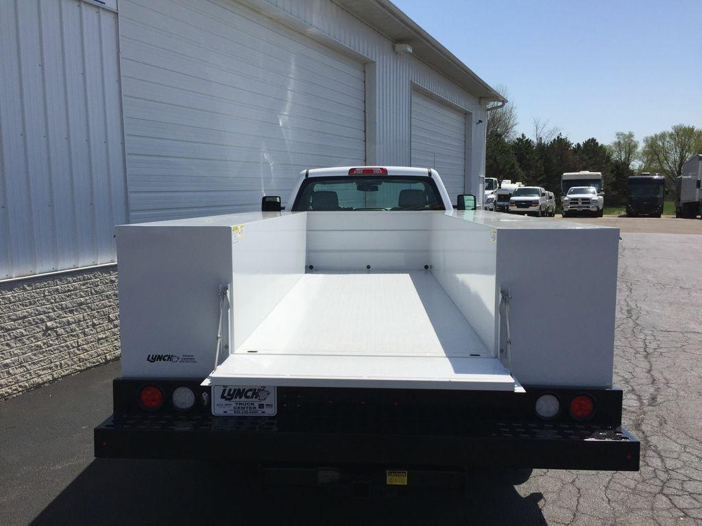 2018 Silverado 3500 Regular Cab DRW 4x2, Monroe MSS II Service Body #21433T - photo 15