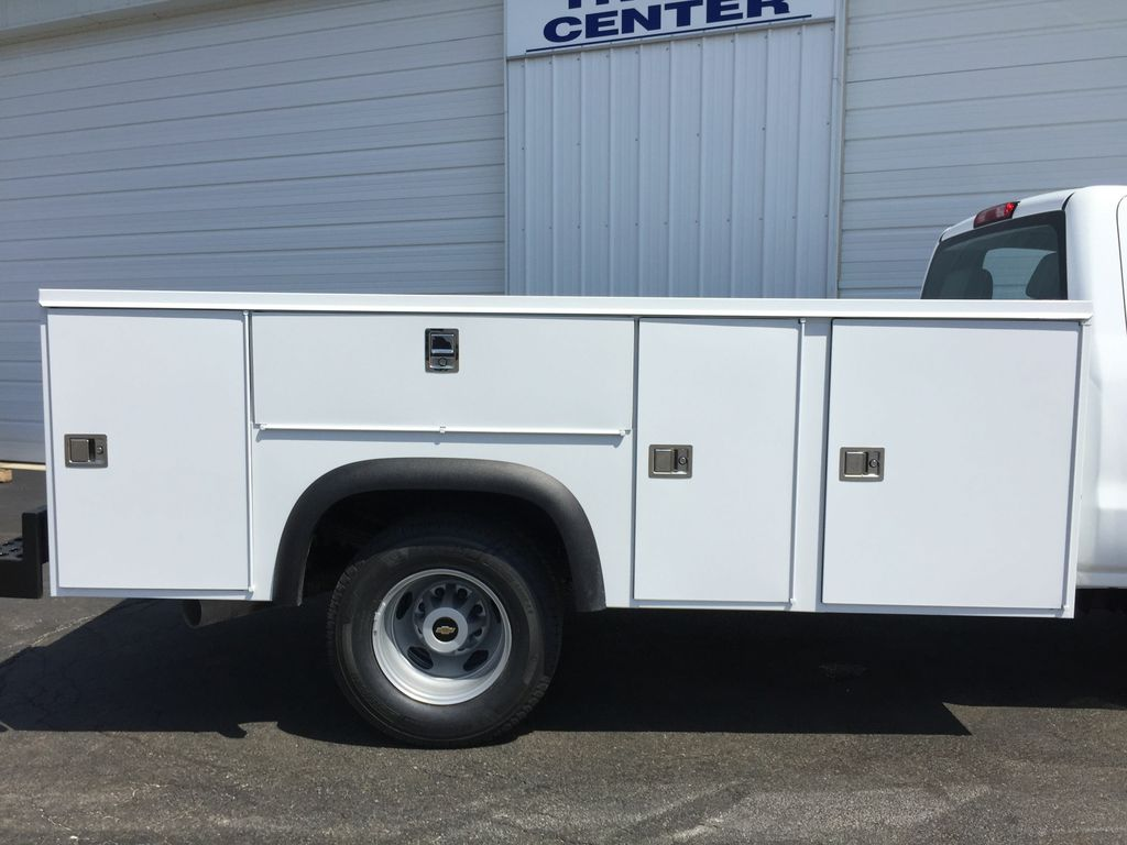 2018 Silverado 3500 Regular Cab DRW 4x2, Monroe MSS II Service Body #21433T - photo 22