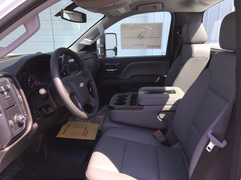 2018 Silverado 3500 Regular Cab DRW 4x2, Monroe MSS II Service Body #21433T - photo 5
