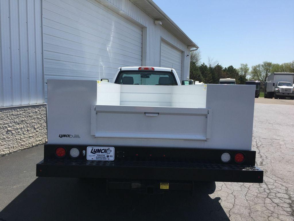 2018 Silverado 3500 Regular Cab DRW 4x2, Monroe MSS II Service Body #21433T - photo 9