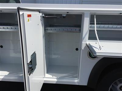 2018 Silverado 3500 Regular Cab DRW 4x2, Monroe MSS II Service Body #21433T - photo 19