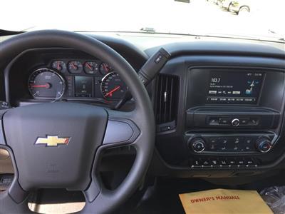 2018 Silverado 3500 Regular Cab DRW 4x2, Monroe MSS II Service Body #21433T - photo 6