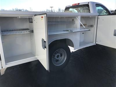 2019 Silverado 3500 Regular Cab DRW 4x4,  Reading SL Service Body #21877T - photo 17