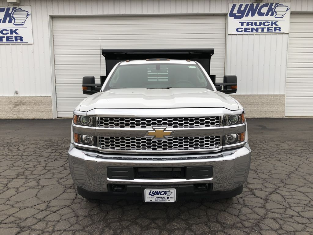 2019 Silverado 3500 Regular Cab DRW 4x4,  Dump Body #21901T - photo 15