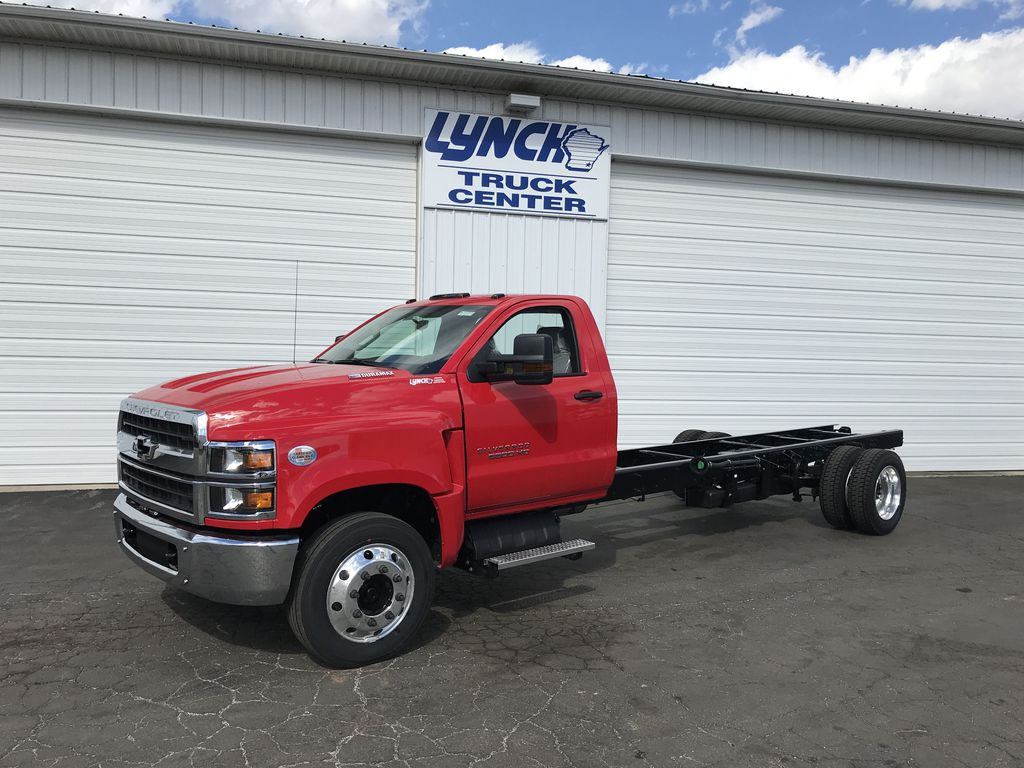 2019 Silverado Medium Duty Regular Cab DRW 4x2, Cab Chassis #22061W - photo 1