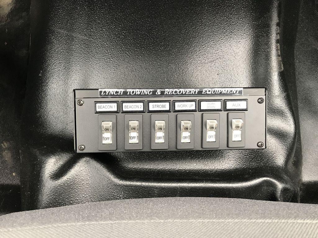 2019 Silverado Medium Duty DRW 4x2,  Miller Industries Vulcan Rollback Body #22118W - photo 9