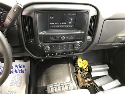 2019 Silverado Medium Duty Regular Cab DRW 4x2, Miller Industries Vulcan Rollback Body #22189W - photo 7