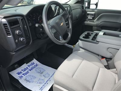 2019 Silverado Medium Duty DRW 4x4,  Chevron Model 408 Wrecker Body #22198W - photo 4