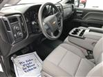 2019 Silverado Medium Duty Crew Cab DRW 4x4, Miller Industries Vulcan Rollback Body #22206W - photo 5