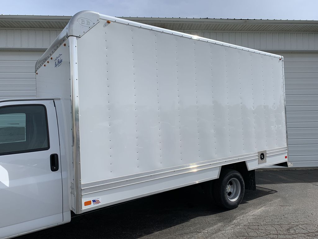 2019 Express 3500 4x2, Bay Bridge Sheet and Post Cutaway Van #22282T - photo 16