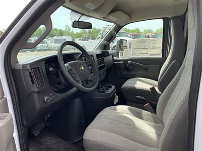 2019 Express 3500 4x2, Bay Bridge Sheet and Post Cutaway Van #22282T - photo 5