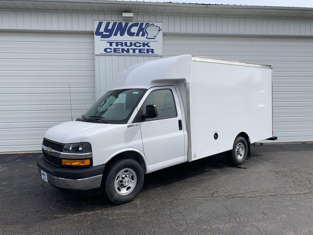 2019 Express 3500 4x2,  Supreme Cutaway Van #22288T - photo 1