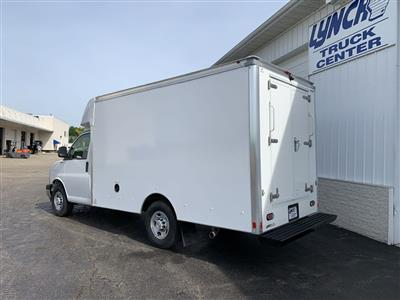 2019 Express 3500 4x2, Supreme Spartan Cargo Cutaway Van #22290T - photo 2