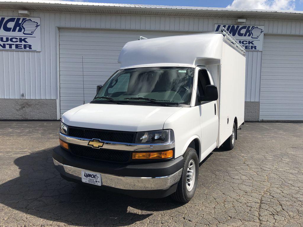 2019 Express 3500 4x2, Supreme Service Utility Van #22306T - photo 1