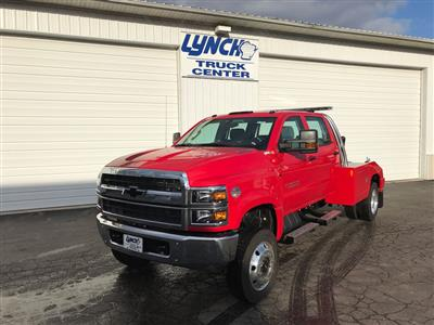 2019 Silverado Medium Duty Crew Cab DRW 4x4,  Wrecker Body #22322W - photo 13