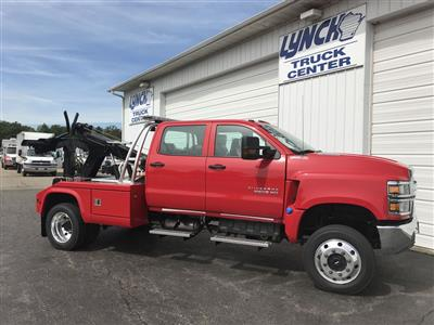 2019 Silverado Medium Duty Crew Cab DRW 4x4,  Wrecker Body #22350W - photo 1