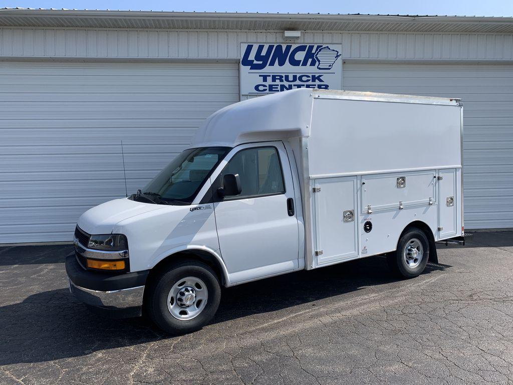 2019 Express 3500 4x2, Supreme Service Utility Van #22373T - photo 1