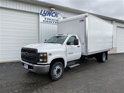 2019 Silverado Medium Duty Regular Cab DRW 4x2, U.S. Truck Body Dry Freight #22374T - photo 8