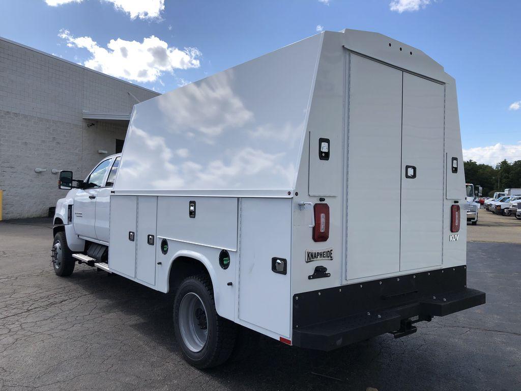 2019 Silverado Medium Duty Crew Cab DRW 4x4, Knapheide KUVcc Service Body #22407T - photo 13