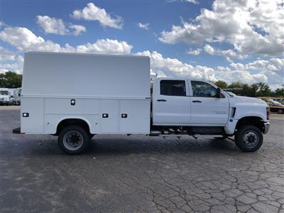 2019 Silverado Medium Duty Crew Cab DRW 4x4, Knapheide KUVcc Service Body #22407T - photo 15