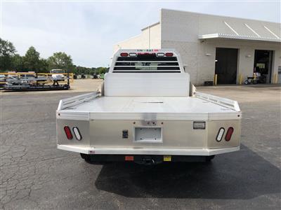 2019 Silverado Medium Duty Crew Cab DRW 4x2, Monroe Tow 'N Haul Gooseneck Platform Body #22412T - photo 9