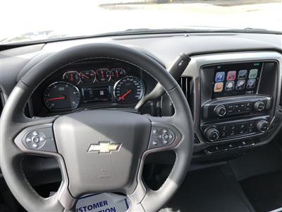 2019 Silverado Medium Duty Crew Cab DRW 4x2, Monroe Tow 'N Haul Gooseneck Platform Body #22412T - photo 5