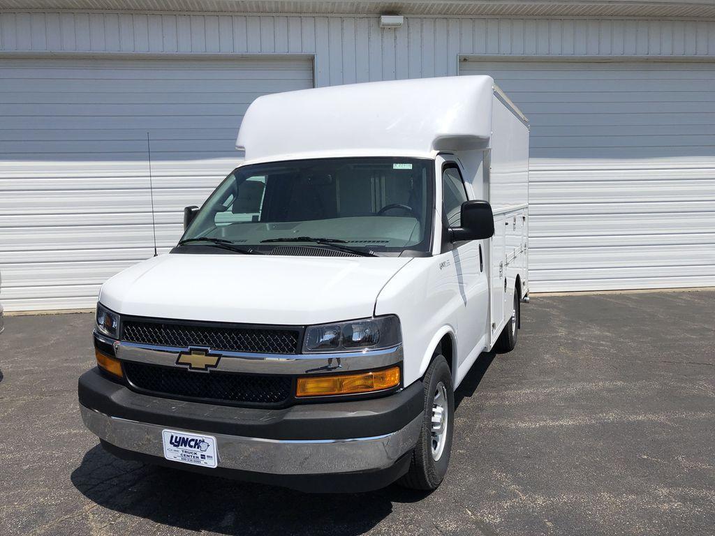 2019 Express 3500 4x2, Supreme Spartan Service Utility Van #22418T - photo 1
