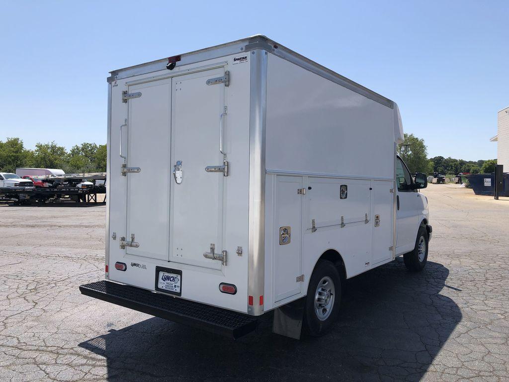 2019 Express 3500 4x2, Supreme Spartan Service Utility Van #22418T - photo 9