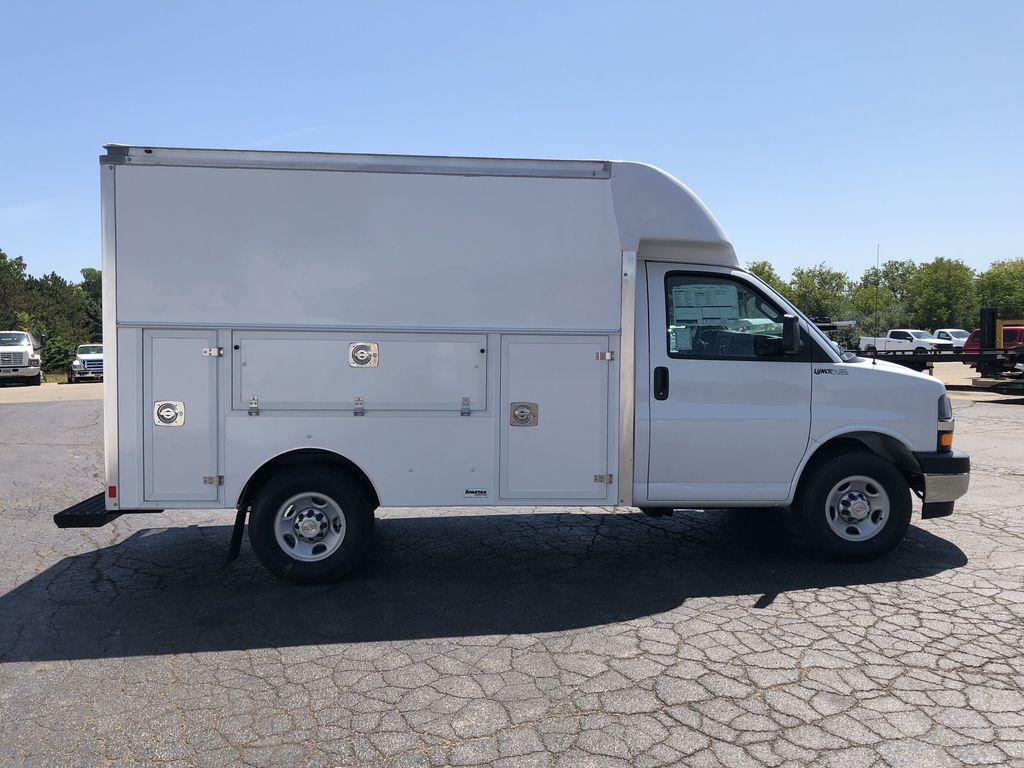 2019 Express 3500 4x2, Supreme Spartan Service Utility Van #22418T - photo 10