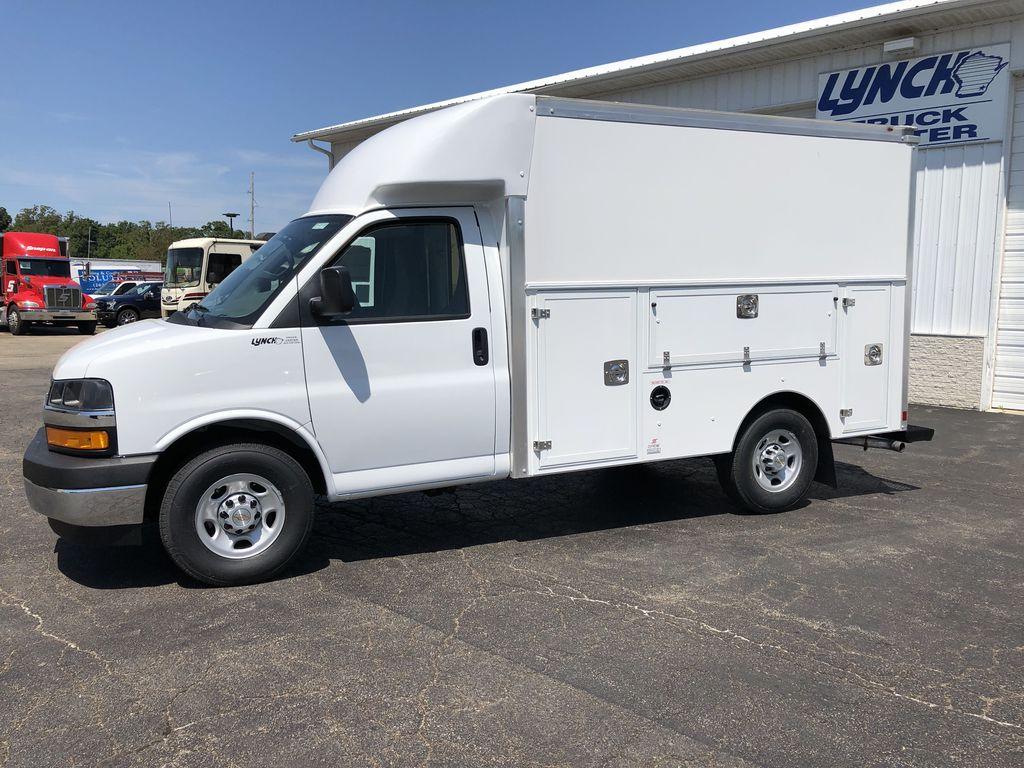 2019 Express 3500 4x2, Supreme Spartan Service Utility Van #22418T - photo 4