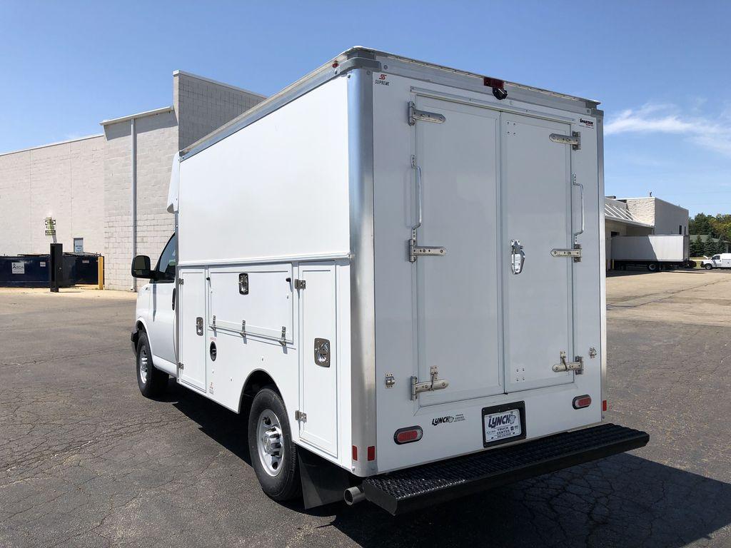 2019 Express 3500 4x2, Supreme Spartan Service Utility Van #22418T - photo 2