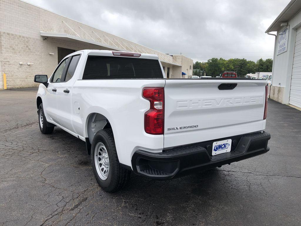 2019 Silverado 1500 Double Cab 4x2, Pickup #22430T - photo 1