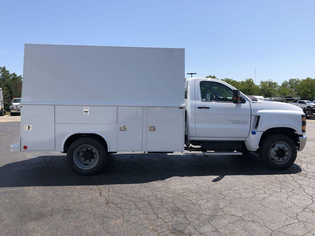 2019 Silverado Medium Duty Regular Cab DRW 4x2, Reading Panel Service Body #22432T - photo 13