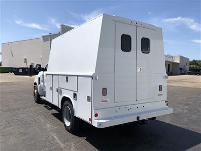 2019 Silverado Medium Duty Regular Cab DRW 4x2, Reading Panel Service Body #22432T - photo 2