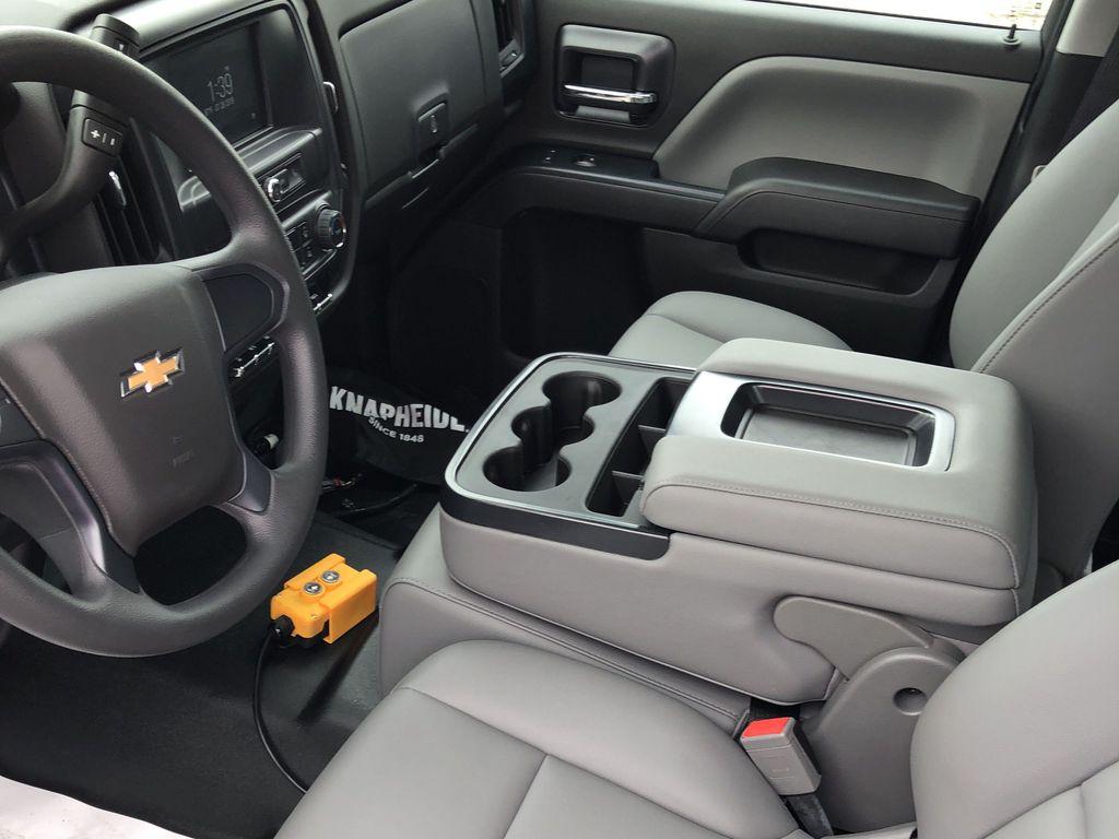 2019 Silverado Medium Duty Crew Cab DRW 4x4, Knapheide Drop Side Dump Body #22436T - photo 14