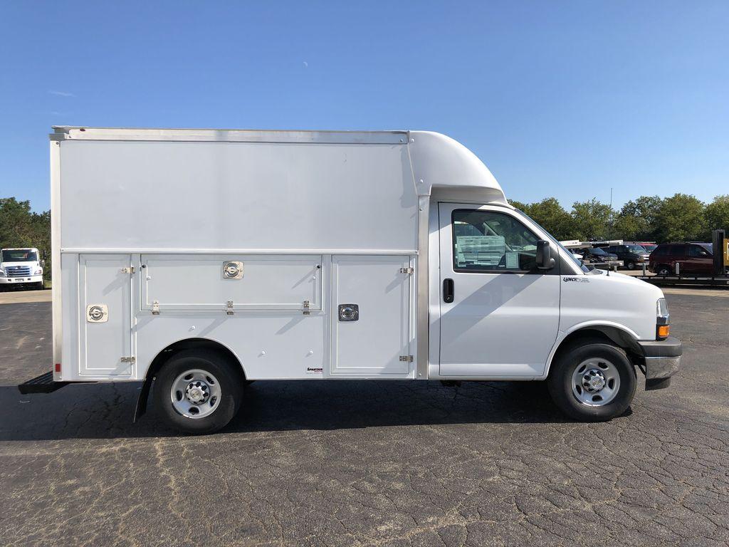 2019 Express 3500 4x2, Supreme Spartan Service Utility Van #22490T - photo 10