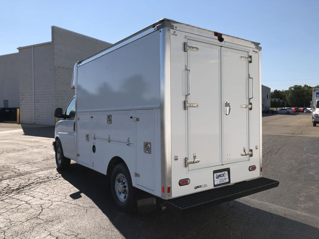 2019 Express 3500 4x2, Supreme Service Utility Van #22490T - photo 1