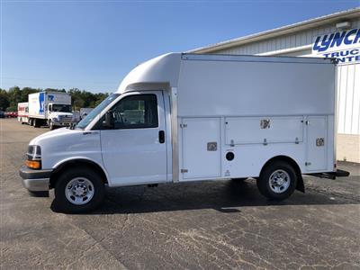 2019 Express 3500 4x2, Supreme Spartan Service Utility Van #22490T - photo 4