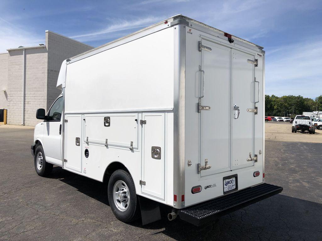 2019 Express 3500 4x2, Supreme Service Utility Van #22521T - photo 1
