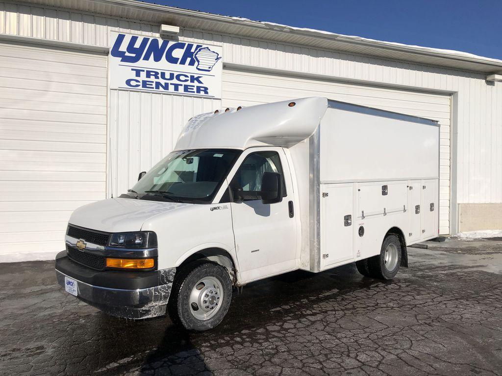 2019 Express 3500 4x2, Supreme Service Utility Van #22525T - photo 1