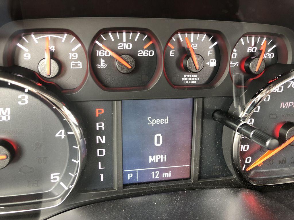 2019 Chevrolet Silverado Medium Duty Regular Cab DRW RWD, Knapheide Value-Master X Stake Bed #22658T - photo 3
