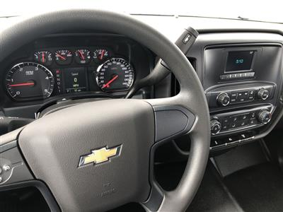 2019 Chevrolet Silverado Medium Duty Regular Cab DRW RWD, Knapheide Value-Master X Stake Bed #22658T - photo 4