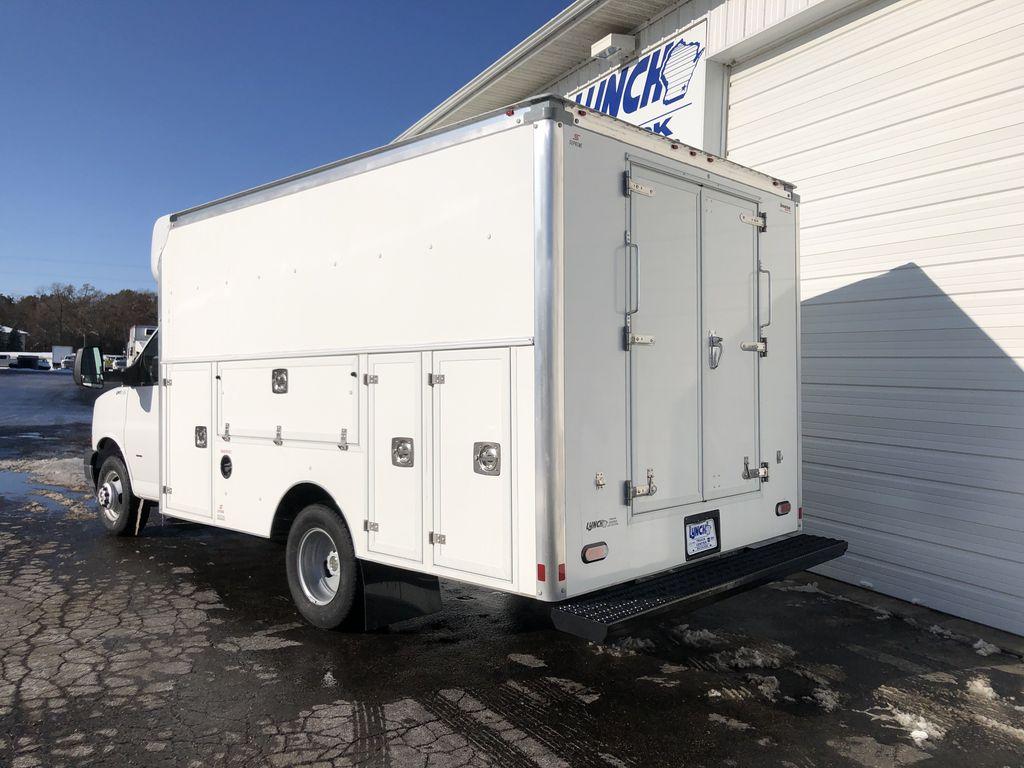 2019 Express 3500 4x2, Supreme Service Utility Van #22672T - photo 1