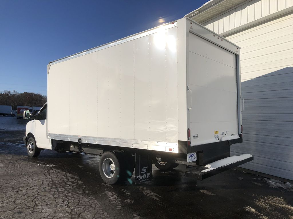 2019 Express 3500 4x2, Supreme Cutaway Van #22701T - photo 1