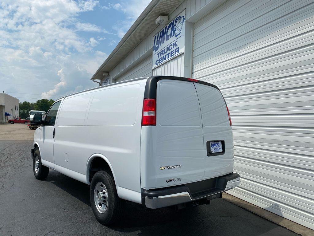2020 Chevrolet Express 3500 4x2, Empty Cargo Van #23128T - photo 1