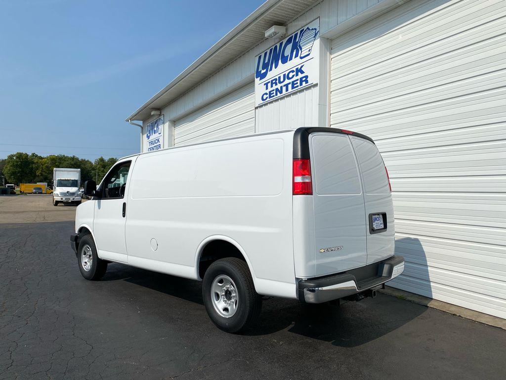 2020 Chevrolet Express 3500 4x2, Empty Cargo Van #23148T - photo 1