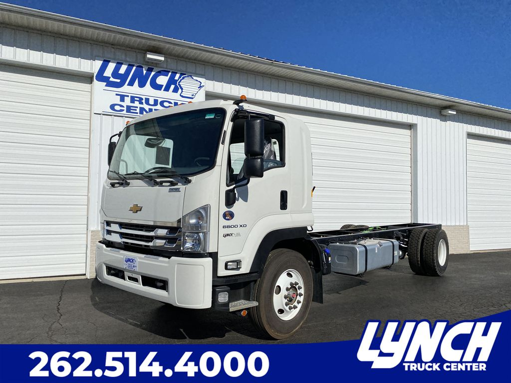 2020 Chevrolet LCF 6500XD Regular Cab 4x2, Cab Chassis #23375T - photo 1